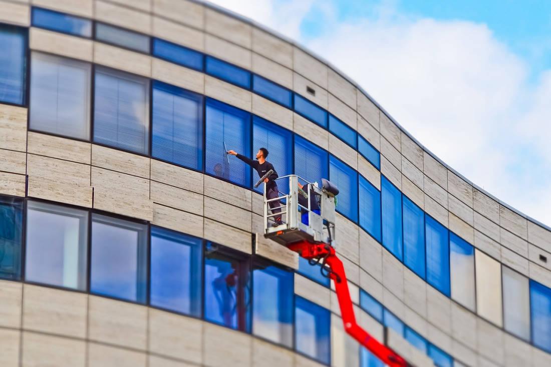 Gebäudereinigung vom Profi in Speyer und Hockenheim