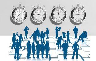 Mehr Zeit für´s Geschäft dank Unterhaltsreinigung
