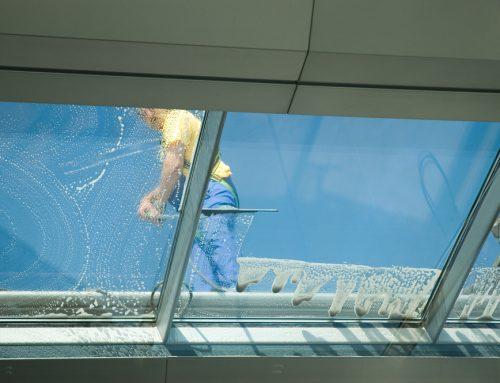 Wintergarten reinigen | Glasdach & Terrassenüberdachung