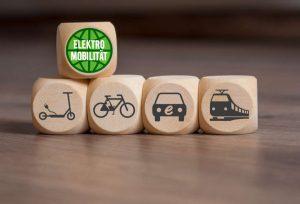 E-Mobilität Elektrofahrzeuge Unternehmen