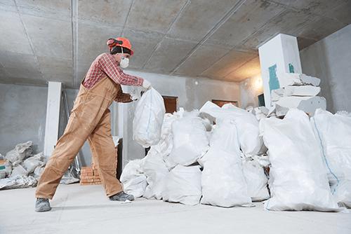 Bauendreinigung und Baugrobreinigung