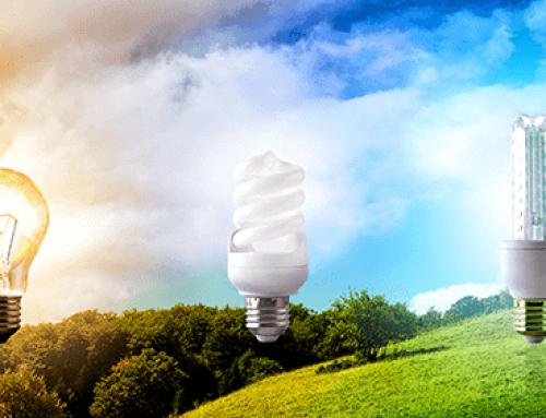 Effiziente Beleuchtung als Beitrag zum Klimaschutz