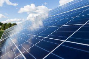 Umweltfreundlicher Strom im Unternehmen mit Photovoltaik