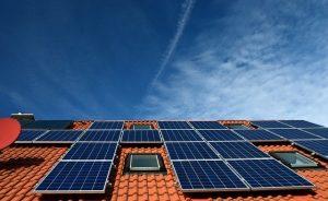 Erschwerter Zugang bei Photovoltaik Reinigung