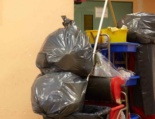 Klimaschutz in der Gebäudereinigung: Abfallvermeidung & Recycling