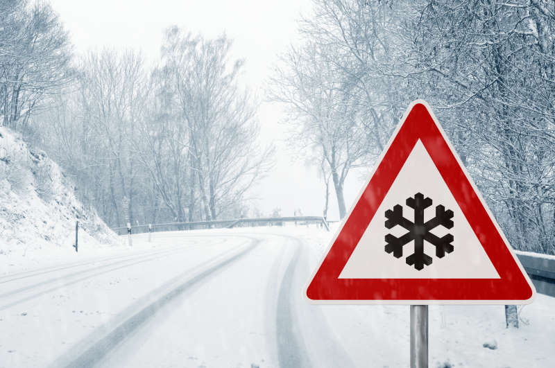 Winterdienst Räum- Streupflicht