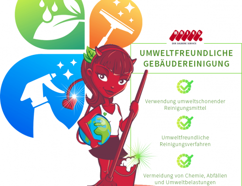 ÖKO Gebäudereinigung: Sauberkeit UND Umweltschutz von MASEG