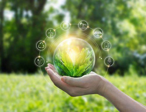 Gebäudereinigung und Umweltschutz: Weitergedacht.