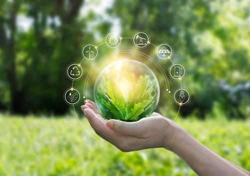 Nachhaltige Gebäudereinigung: Optimierungspotential