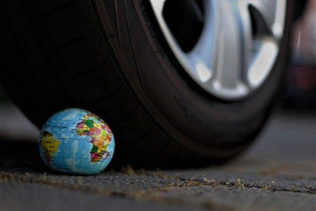 CO2 Einsparung im Betrieb von E-Autos