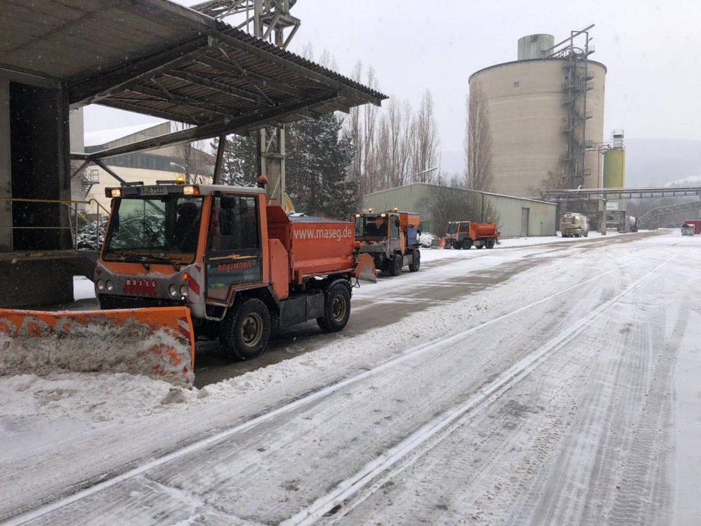 Winterdienst in Karlsruhe